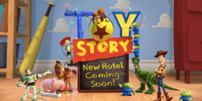 Toy Story-themed hotel