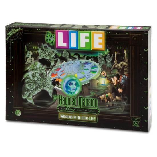 Game of Life Haunted Mansion