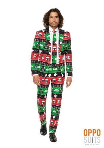 Star Wars Christmas Suit