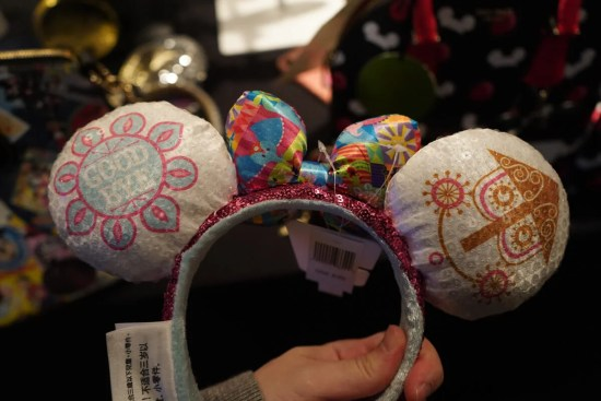 it's a small world minnie mouse ears