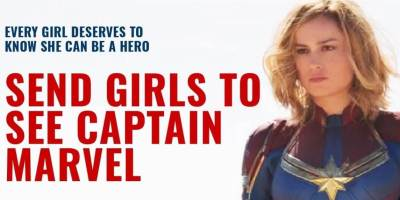 captain marvel campaign