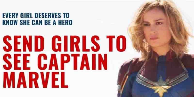 captain marvel campaign