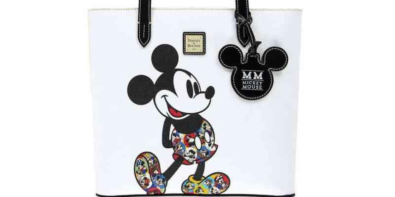 Mickey Mouse dooney