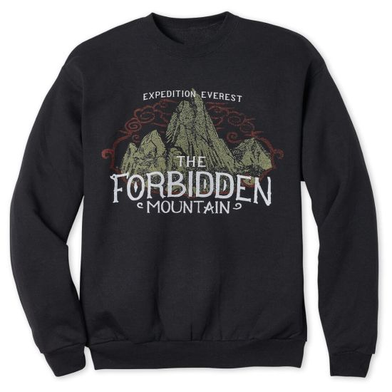 Expedition Everest apparel