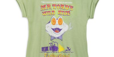 Disney Parks attractions t-shirt