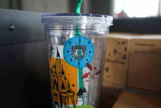 Starbucks Tumbler at Disney Parks