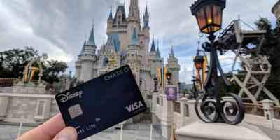 Disney Visa at Cinderella Castle