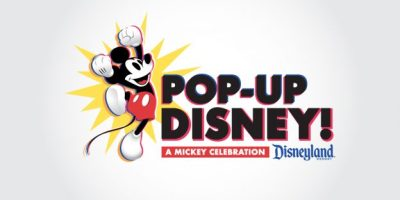 Pop-Up Disney