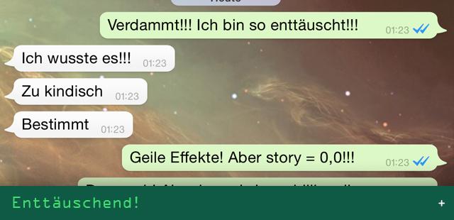 WhatsApp JupiterAscending Vorschau