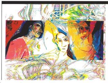 Demoiselles Quatre, Jefre Harwoods 2007.
