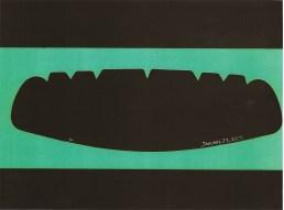 False Teeth, Jefre Harwoods. 2009