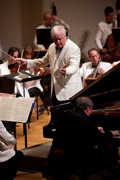 Michael Palmer, Bellingham Festival of Music, piano concerto