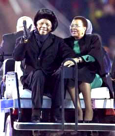Mandela Graca Machel