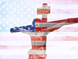 american-flag-and-christ