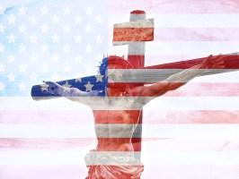 american-flag-and-christ