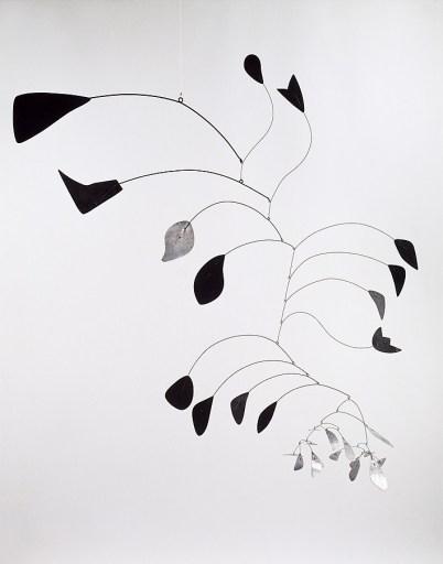 Alexander Calder, Mobile (Arco di petali), 1941, Guggenheim-Venezia