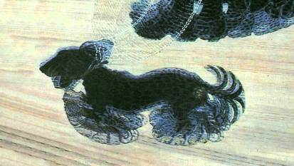 dinamismo di un cane al guinzaglio balla giacomo 1912