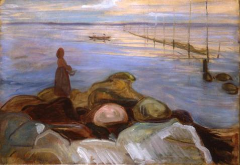MUNCH-Woma-by-the-sea_min