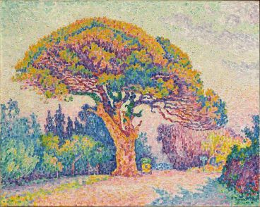 601px-paul_signac_1909_the_pine_tree_at_saint_tropez_oil_on_canvas_72_x_92_cm_pushkin_museum_moscow