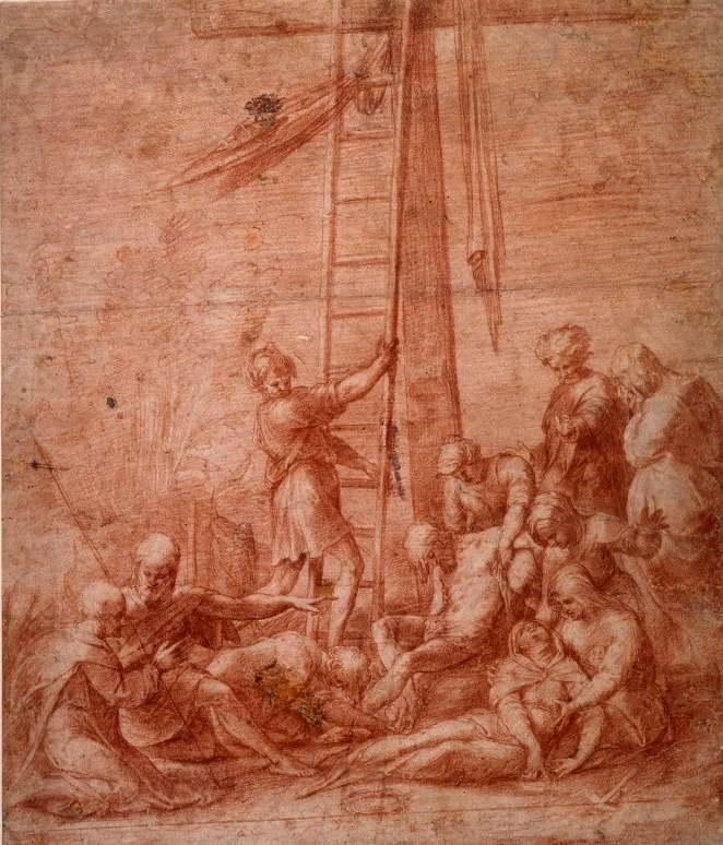 Perino del Vaga, Deposizione dalla croce