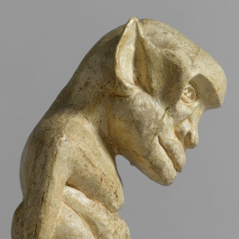 Statua da Il paese dei mostri