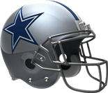 Dallas Cowboys Helmet Logo