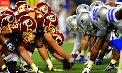 Cowboys Blog - Cowboys pick up big divisional win against Redskins 2