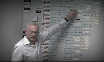 Draft Draft Blog - 25 Year History Of Dallas Draft Picks Under Jerry Jones