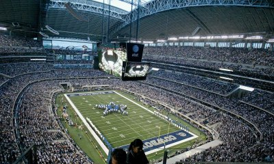 Cowboys Blog - Dallas Cowboys Have Home Field (Dis)Advantage