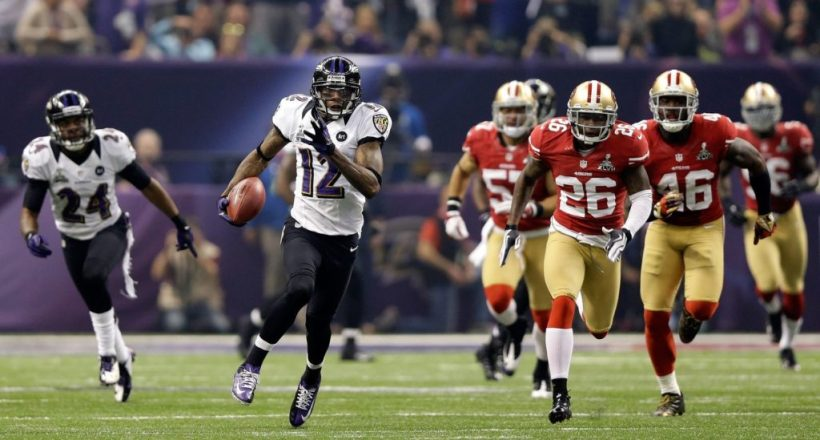 NFL Blog - Baltimore Ravens Release Jacoby Jones; What It Symbolizes 1