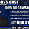 "News & Notes - Bob Sturm Talks Cowboys RB, Brandon Carr & ""The Gregs"" on Cowboys Cast 8"