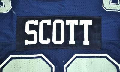 Cowboys Blog - Great Scott! Herbert Scott Owns #68