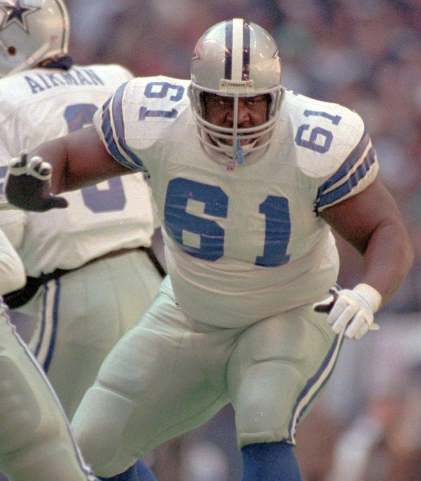 Cowboys Blog - Newton's Law: Nate Newton Owns #61 3