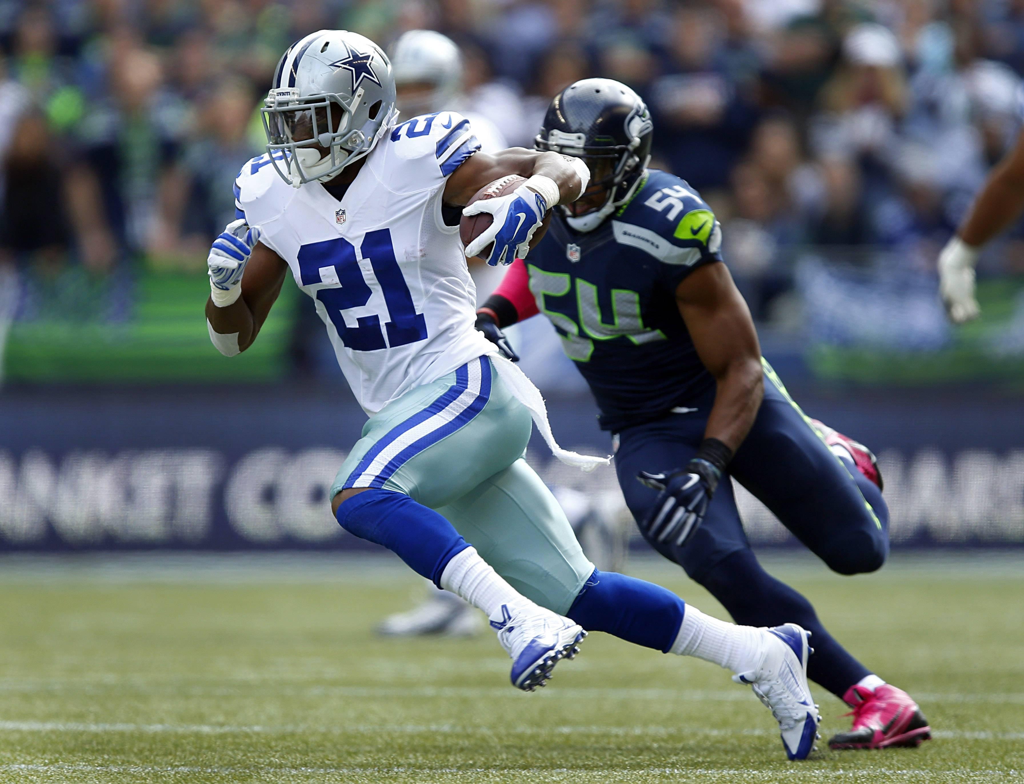 Fantasy Football Outlook Dallas Cowboys Running Backs