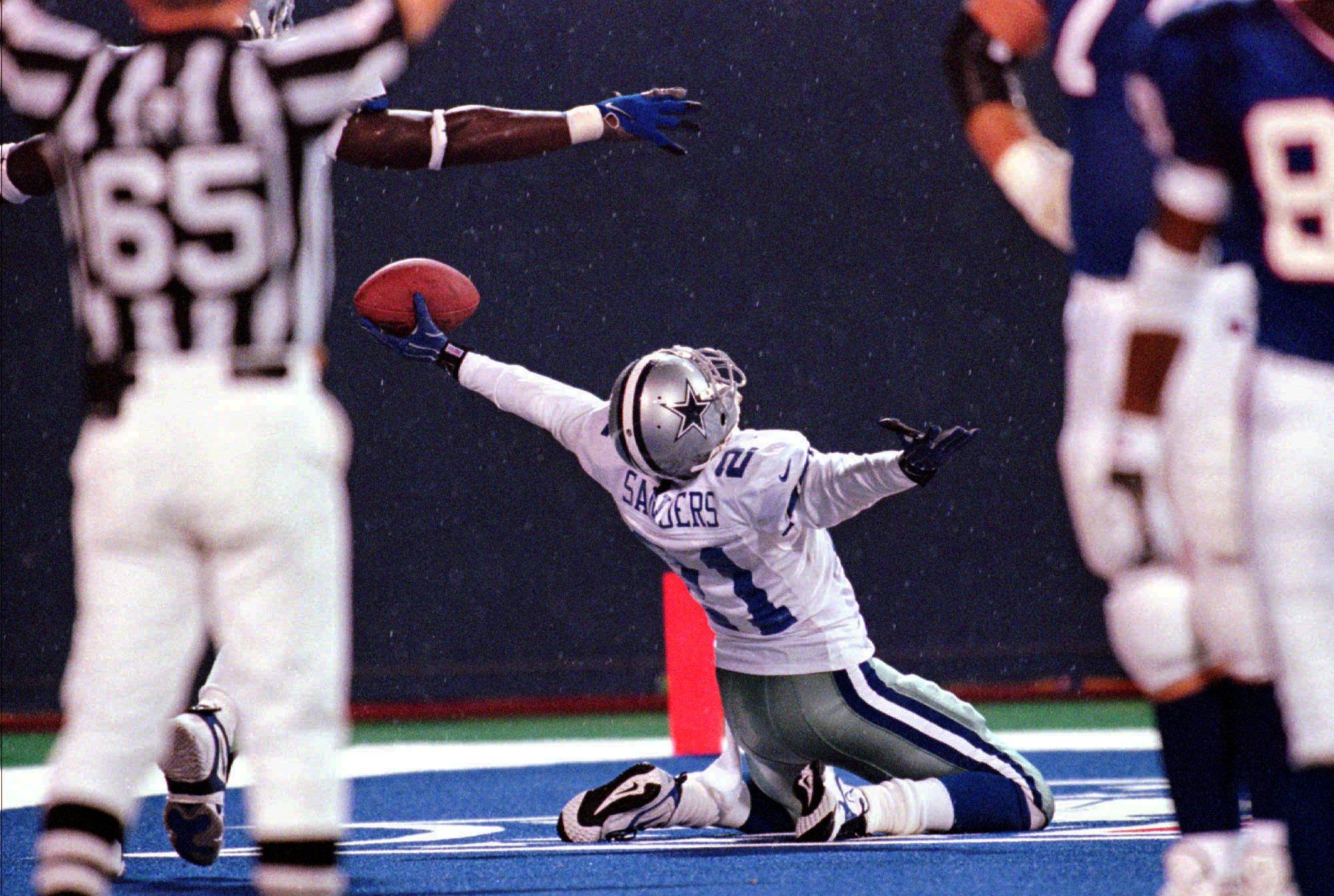 Cowboys Blog - Cowboys CTK  21 Goes Primetime with Deion Sanders 1 dfaa261f7