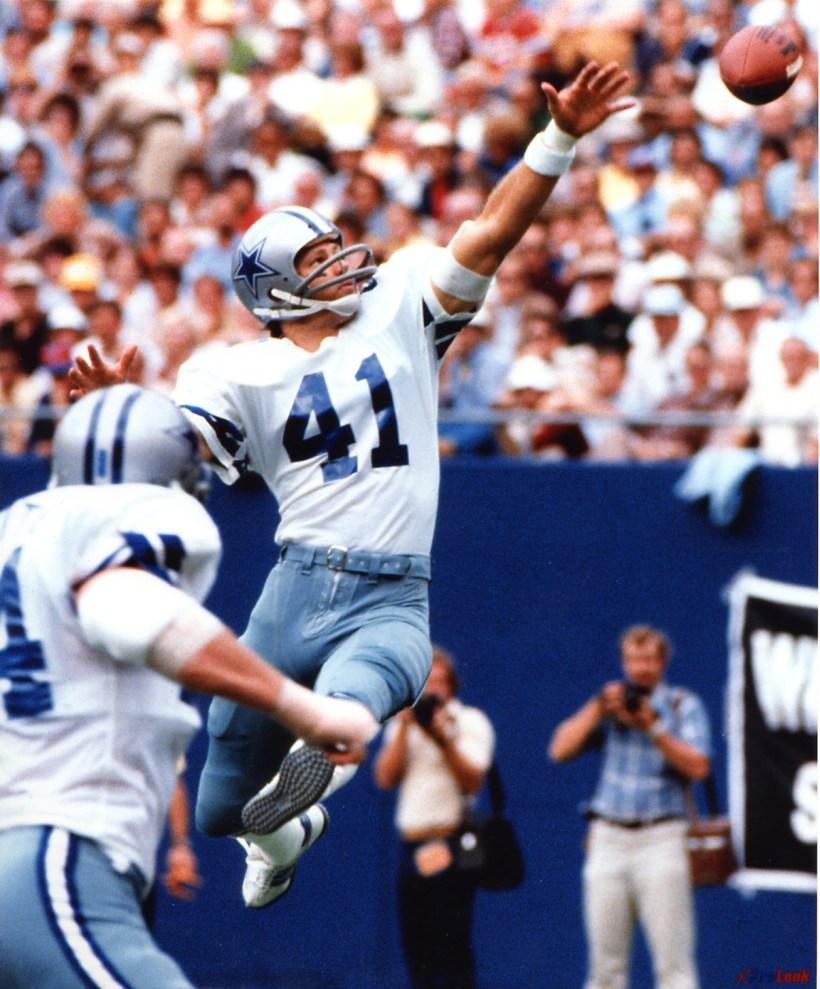 Cowboys Blog - Cowboys CTK: Charlie Waters Owns #41