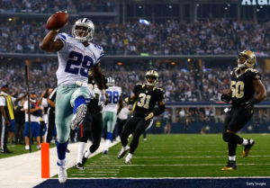 Cowboys Blog - Cowboys CTK: DeMarco Murray Dominates #29 3