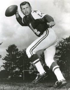 Cowboys Blog - Cowboys CTK: First Franchise Quarterback Eddie LeBaron Takes #14 1