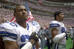 Cowboys Blog - Cowboys CTK: New Ring Of Honor Member Darren Woodson Tackles #28 1
