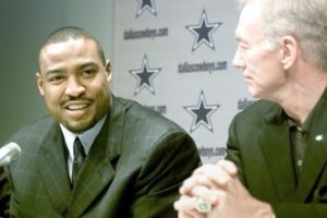 Cowboys Blog - Cowboys CTK: New Ring Of Honor Member Darren Woodson Tackles #28