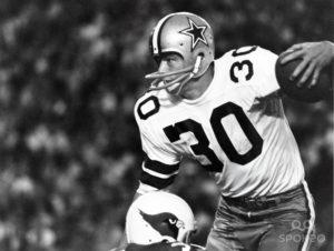 Cowboys Blog - Cowboys CTK: Player/Coach Dan Reeves Rushes To #30 2