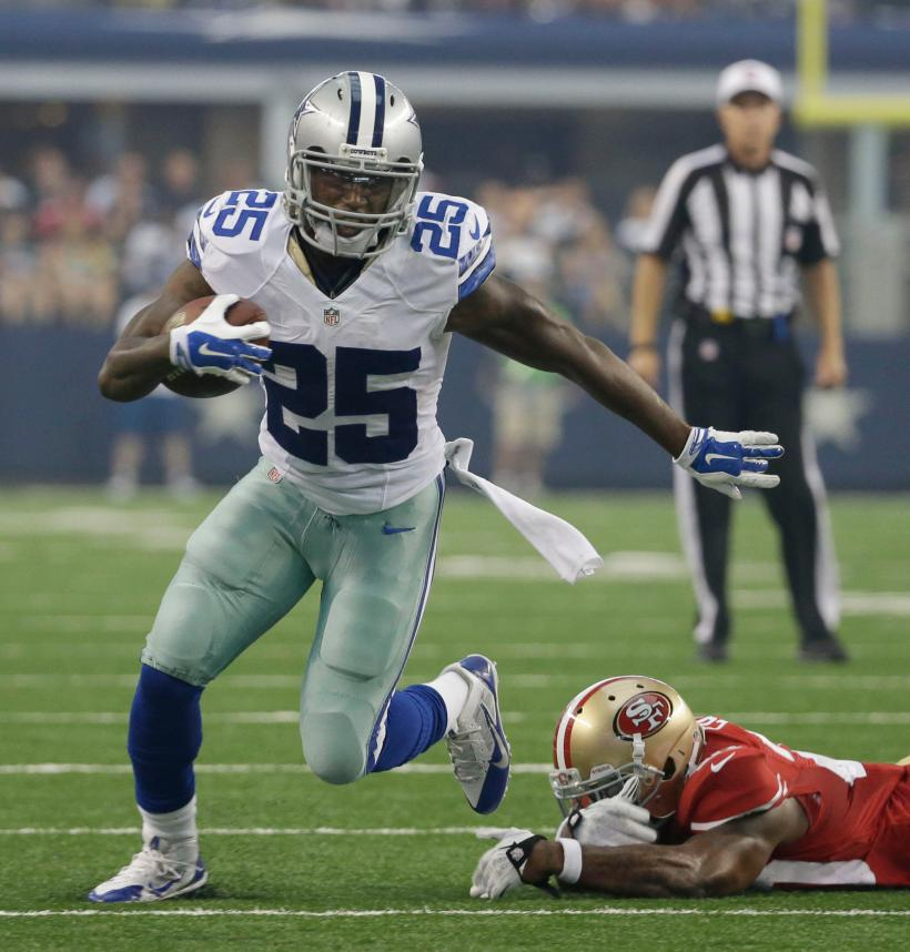 Cowboys Blog - Cowboys Gameday: All Eyes on the Running Backs in San Francisco 3