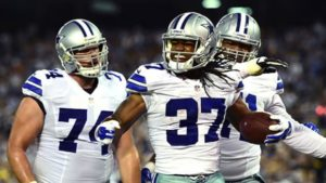Cowboys Blog - Cowboys Gameday: All Eyes on the Running Backs in San Francisco 5