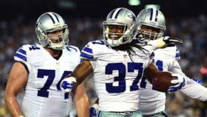 Cowboys Blog - Cowboys Gameday: All Eyes on the Running Backs in San Francisco 5