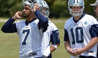 Cowboys Blog - Cowboys Position Battle Evaluations: Quarterback