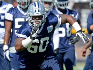 Cowboys Blog - Has Davon Coleman Found A Mentor In Greg Hardy? 1