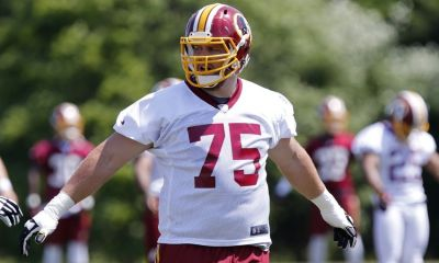 NFC East Blog - NFC East Impact Rookies: Brandon Scherff, Washington Redskins