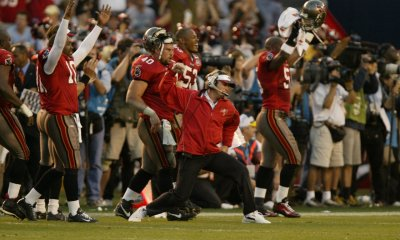 Cowboys Blog - SB50 Countdown: 2002 Buccaneers Have Ring #49 1