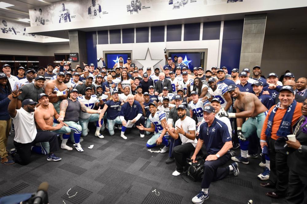 NFC East Blog - The Dallas Cowboys Run The NFC East 7