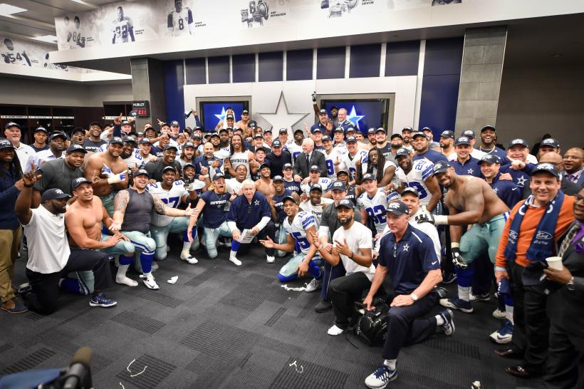 NFC East Blog - The Dallas Cowboys Run The NFC East 7